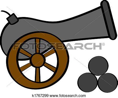 Cannon Clip Canon Clipart Clipground