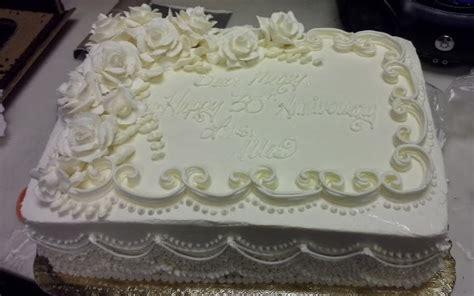 sheet wedding cakes 39 s cake lab anniversary sheet cake