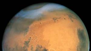 Water was flowing on Mars 200,000 years ago – scientists ...
