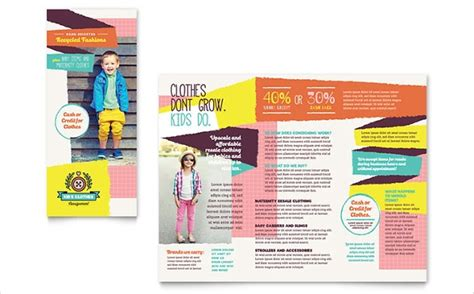 brochure template word   word documents