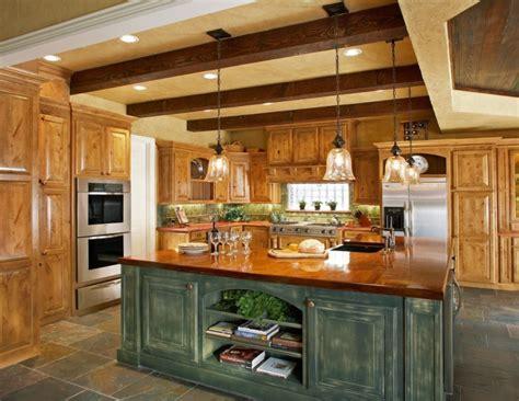 20  Rustic Kitchen Designs, Ideas   Design Trends