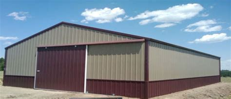 Metal Barn Siding Prices by Pole Barns Colorado Springs Co Builders Prices Kits