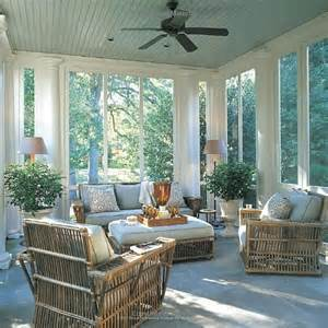 Screened in Porches Decorating Ideas