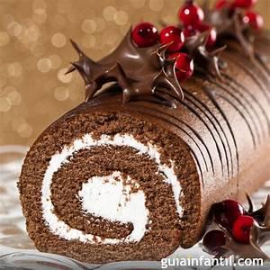 Tronco De Navidad  Recetas Navide U00f1as