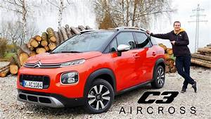 C3 Aircross Aramis : citroen c3 aircross 2017 review und fahrbericht fahr doch hd youtube ~ Maxctalentgroup.com Avis de Voitures