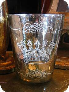 57 best mercury glass images on pinterest mercury glass With what kind of paint to use on kitchen cabinets for how to make mercury glass candle holders