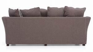 Fontwell 4 seater pillow back sofa sterling furniture for Perez 4 seater pillow back sectional sofa