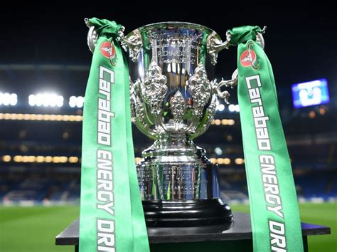 Carabao Cup Results : Manchester United Vs Manchester City ...
