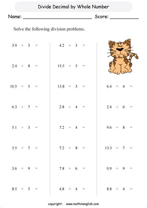 division worksheets 187 division worksheets mental math
