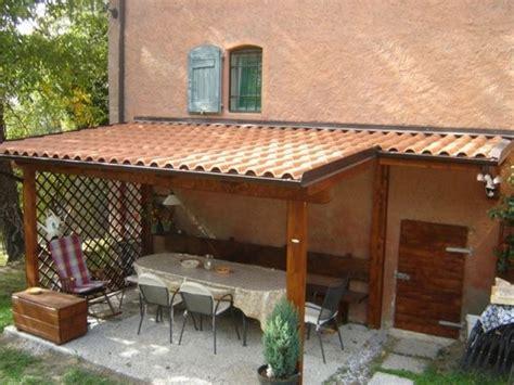 costruire tettoia legno auto tettoie fai da te pergole e tettoie da giardino