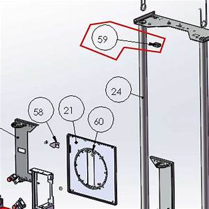 Safety Speed 6800 Panel Saw Parts List And Diagram