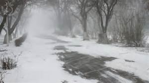 Winter Storm Sound