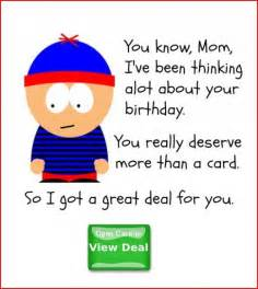 Funny Mom Birthday Cards