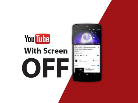 how to listen to with screen android ios