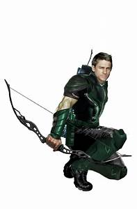 Green Arrow Injustice Render Pictures to Pin on Pinterest ...