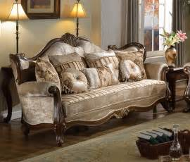 French Provincial Living Room Furniture Sets