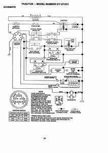 Craftsman 917271011 User Manual 15 5 Hp Electric Start 6