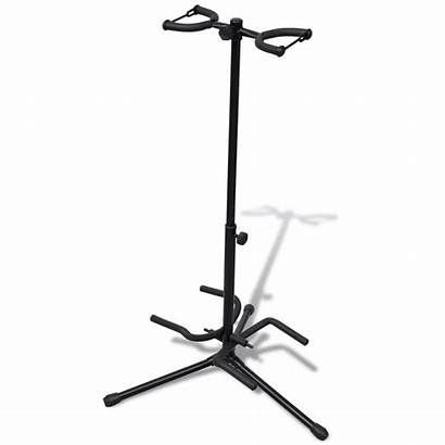Guitar Stand Double Bass Adjustable Stands Rack