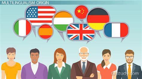 multilingualism definition role  education oae
