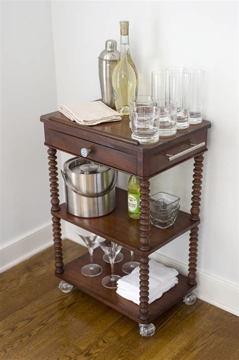 kitchen cart bar table bar cart how to make in 26 diy ways guide patterns