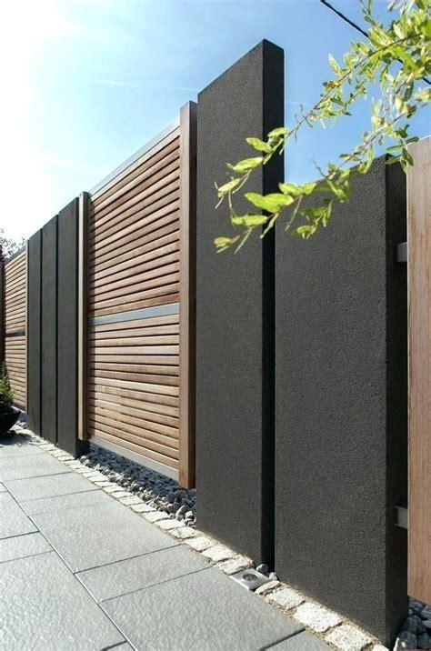 Moderne Gartengestaltung Mit Holz by Gartengestaltung Sichtschutz Modern Autogloveboxes Space