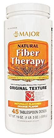 Amazon.com: Major Pharmaceuticals 006246 Natural Fiber