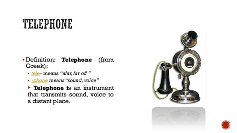 inventor of the phone the inventions of telegraph and telephone