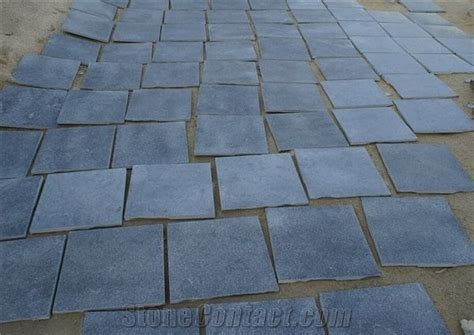 Bluestone Tile, Honed and Sandblast Finished Floor Tile