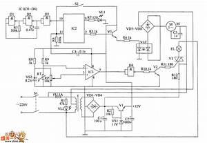Eggs Automatic Incubator Circuit Diagram 1