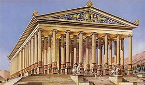 The Temple Of Artemis Look And Learn History Picture Library