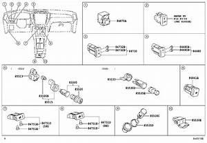 Toyota Highlander Fuse Box