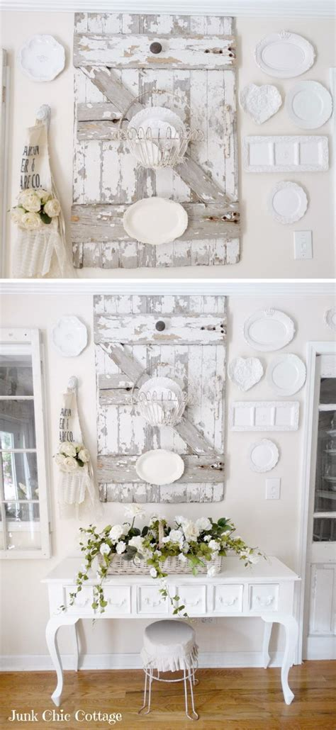 diy shabby chic decor 30 diy ideas tutorials to get shabby chic style