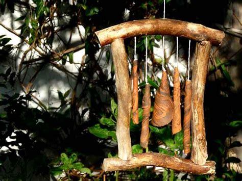 klangspiel selber machen 70 best images about windspiel mobile klangspiel on ceramics garden and driftwood