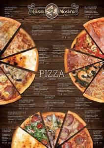 best 25 pizza menu design ideas on pizza menu