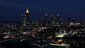 Atlanta Georgia USA Skyline Stock Footage Video 2619476  Shutterstock