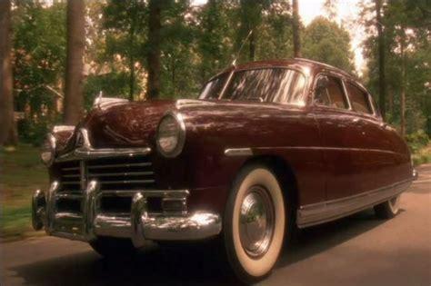 Driving Miss Daisy Car Restorer Leaves Behind Hudson
