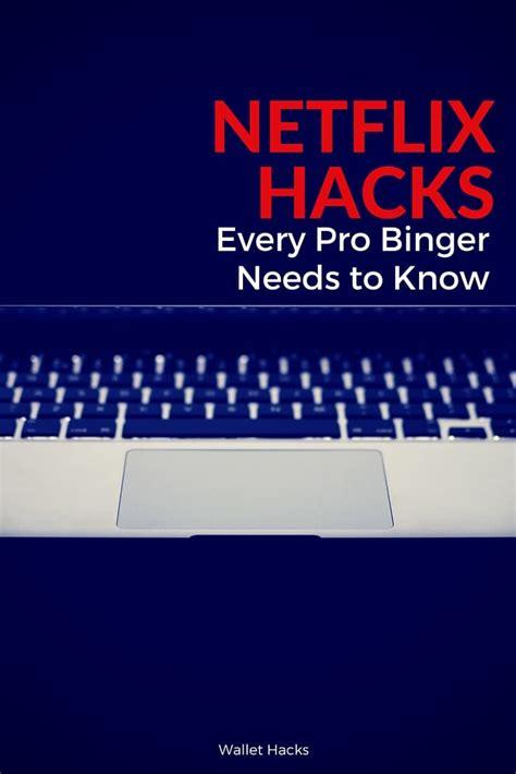 hacks  netflix  pro binger