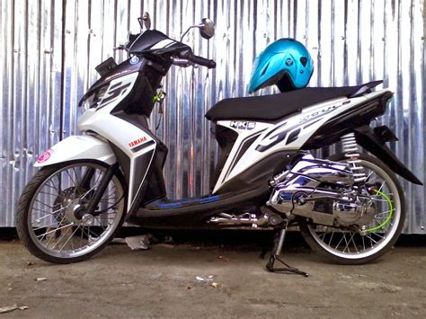 Mio Soul Modifikasi Warna mio soul gt modifikasi warna thecitycyclist