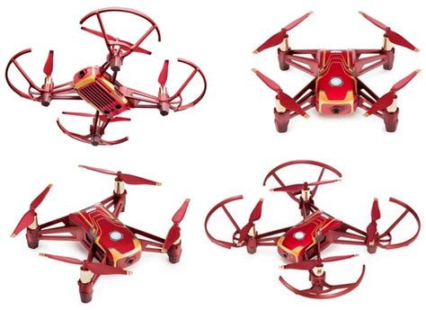 dji tello iron man edition   marvel themed version wisely guide