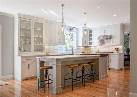 Modern Farmhouse Kitchen Design  Home Bunch Interior