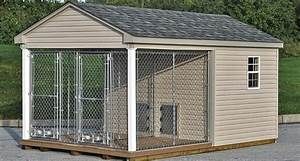 extraordinary 50 large dog house ideas decorating design With big dog kennels
