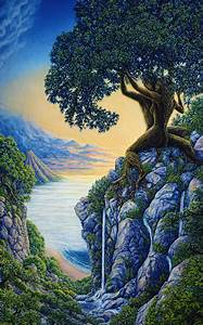 Arboreal Affection - Mark Henson Artwork Mark Henson Artwork