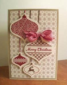 Spellbinders Ornaments on Pinterest
