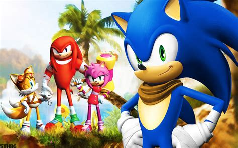 tails character sonic sonic  hedgehog sonic boom