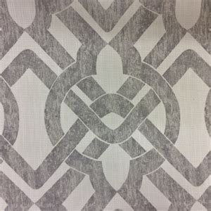 Grey Upholstery Fabric Sale by Curve Appeal Geometric Upholstery Fabric Color Pewter Grey
