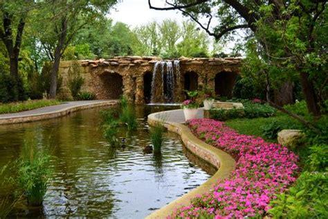 botanical gardens dallas dallas blooms tulip vista picture of dallas arboretum