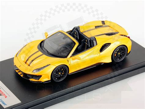 Jamesedition collects the crème de la crème of the finest ferraris available for sale around the world. Ferrari 488 Pista Spider 2018 Yellow by Looksmart