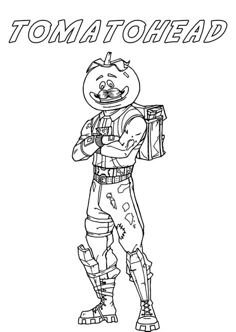 fortnite coloring pages   images  printable