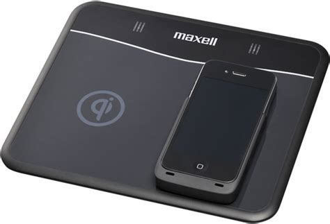 wireless for iphone hitachi to release wireless charging pad for iphone 4