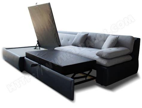 canapé lit tiroir canape avec lit tiroir 28 images canape lit couchage
